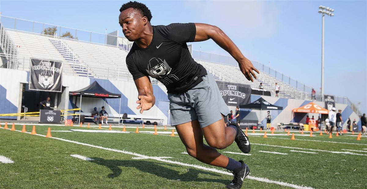 The most athletic recruits at The Opening Finals