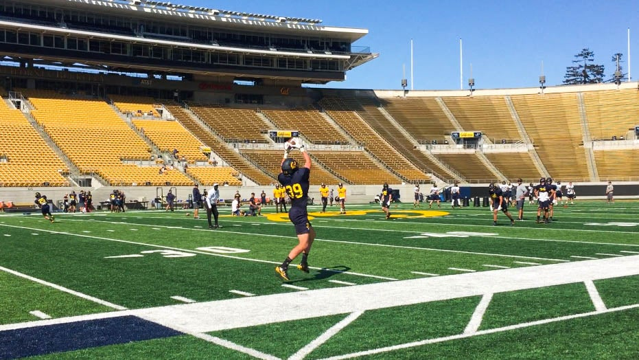 Cal camp notebook: Day 3