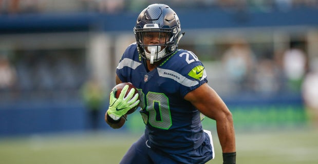 Rashaad Penny (finger) already back at Seahawks practice 7dea0ed40