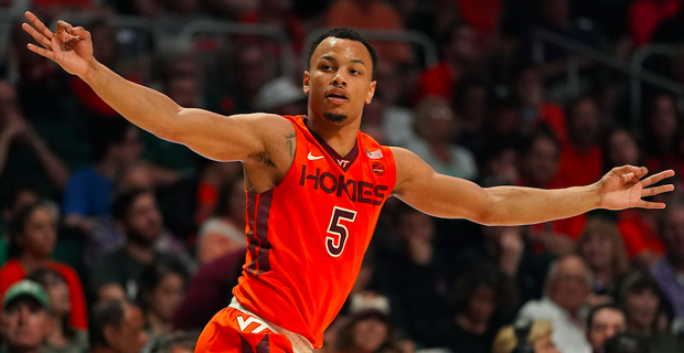 Virginia Tech Releases 2018 19 Basketball Schedule