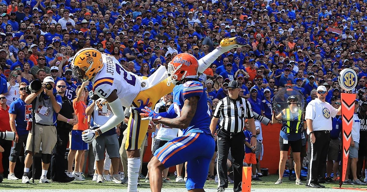 What they're saying about No. 7 Florida vs. No. 5 LSU