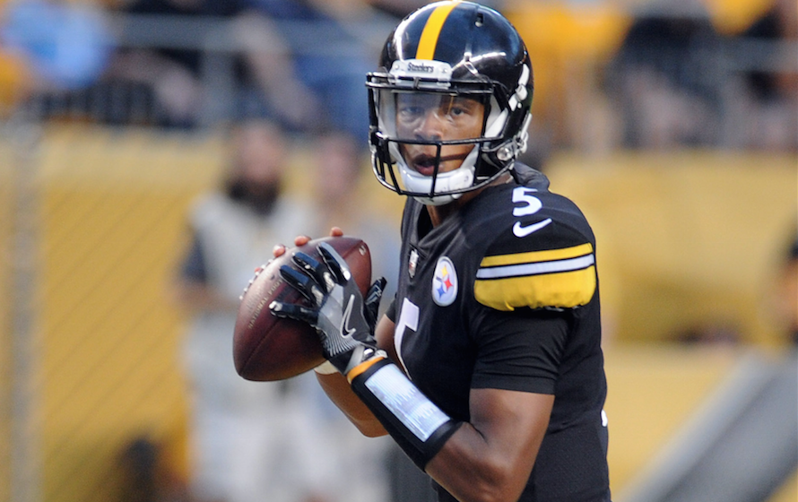 06fd767bcba Josh Dobbs hopes his NFL career continues with Steelers