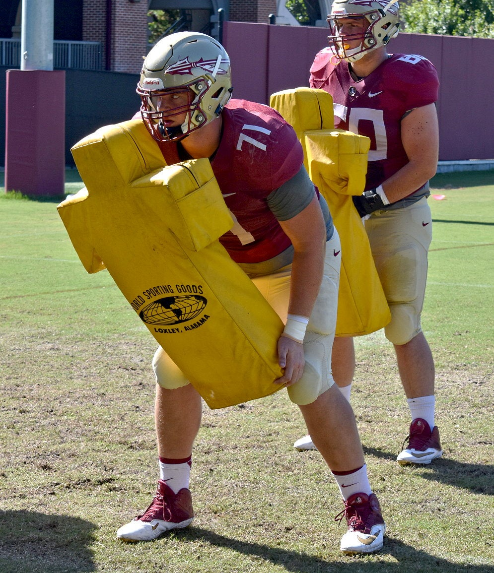 new style e5af5 096d8 Brock Ruble, Florida State, Offensive Tackle