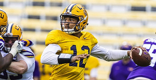5 Burning Questions: LSU's Scrimmage