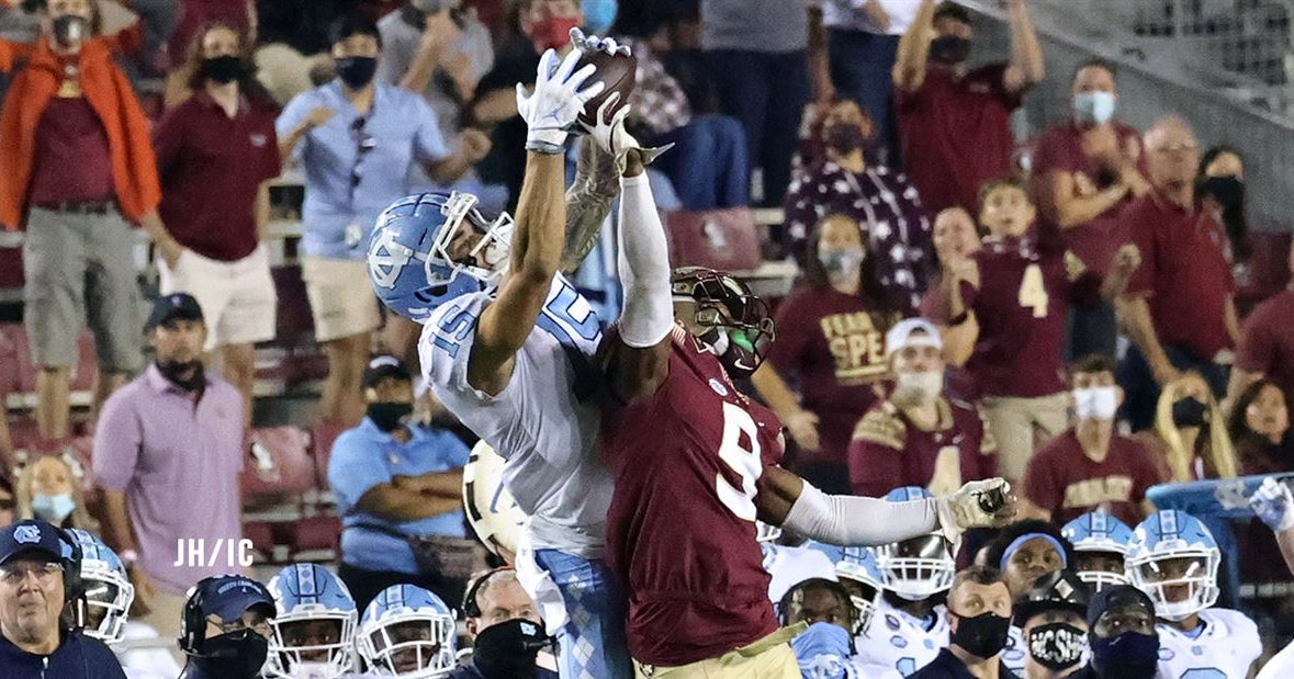 State of the Position: UNC Wide Receivers