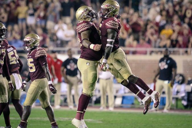 Florida State's Alex Hornibrook, Dontavious Jackson leave team