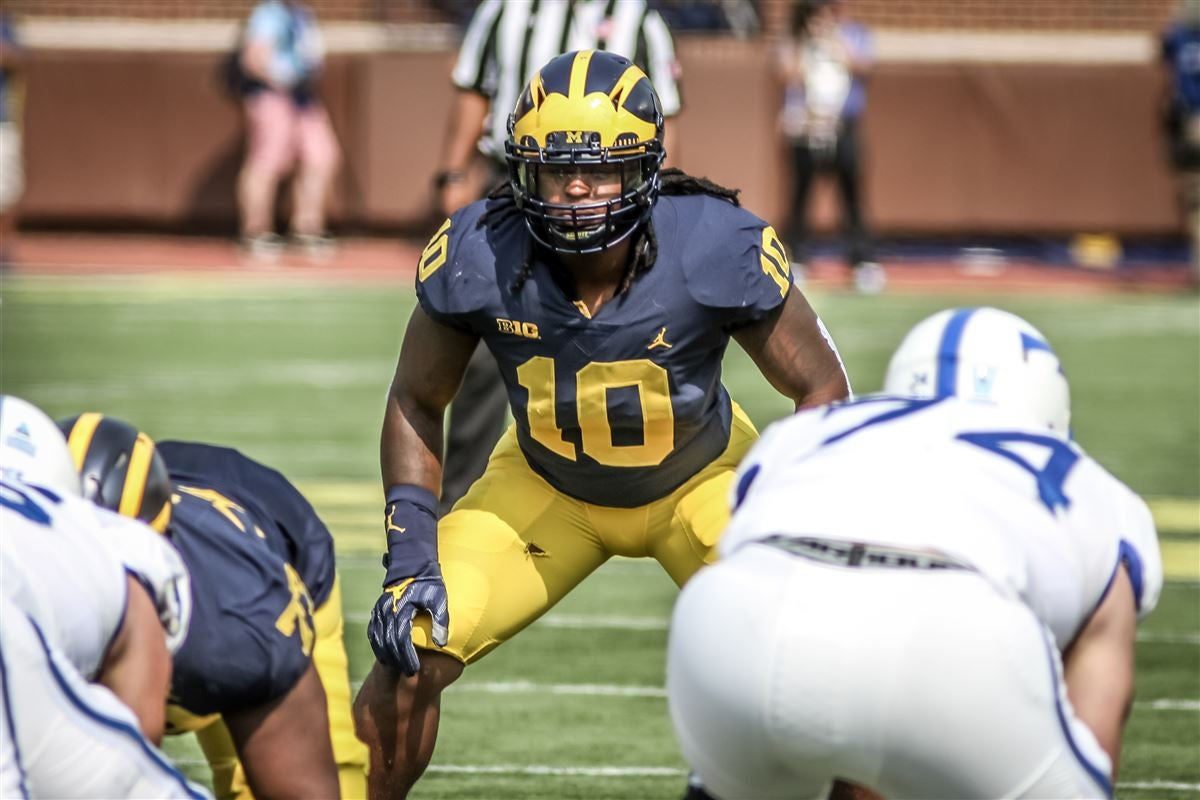 Three big offseason questions for Michigan: Linebacker