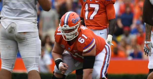 Mullen looking for 'position flexibility' on the O-line