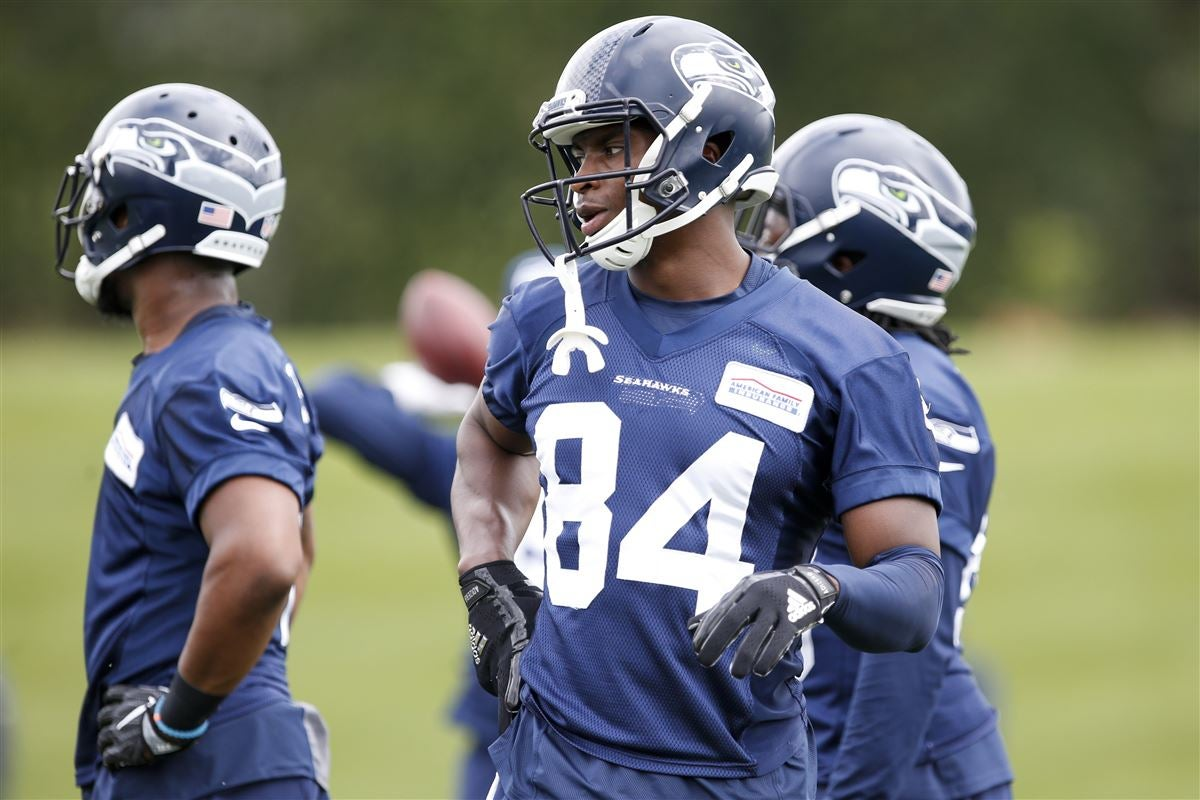Seahawks camp: Amara Darboh improves at Tuesday practice