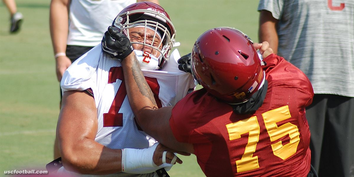 USC Fall Camp Scrimmage No. 1 Top Performers