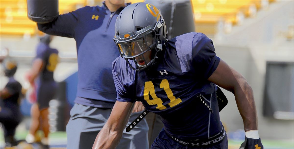 Cal outside linebacker Curley Young out for season with injury