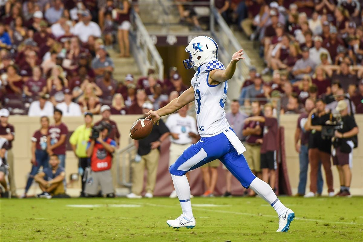 Max Duffy up for Ray Guy Punter of the Week