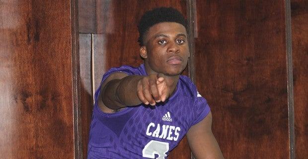 Michel Dukes hearing plenty from East Carolina