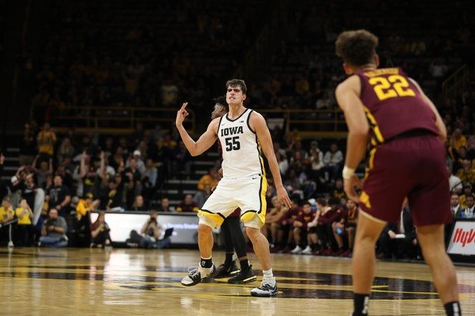 Iowa 72 Minnesota 52 - Five Things to Know