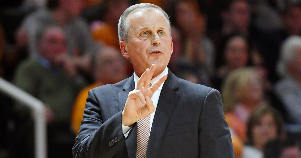 Everything Rick Barnes said Saturday about his new-look Vols