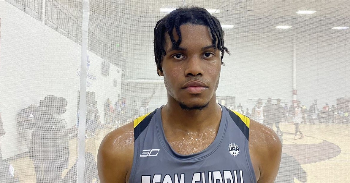 2021 4-star center Jonas Aidoo decommits from Marquette