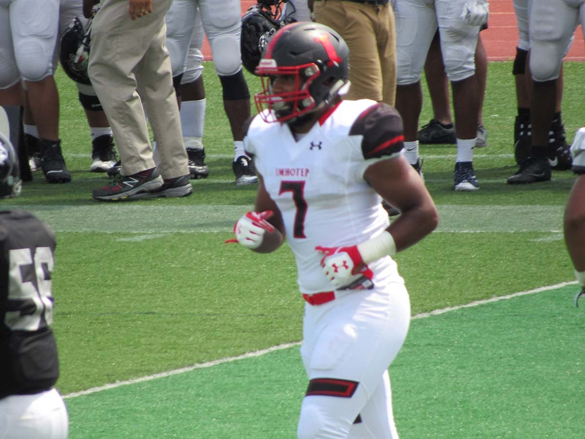 247Sports Top 25 class of 2019 football players in Pennsylvania