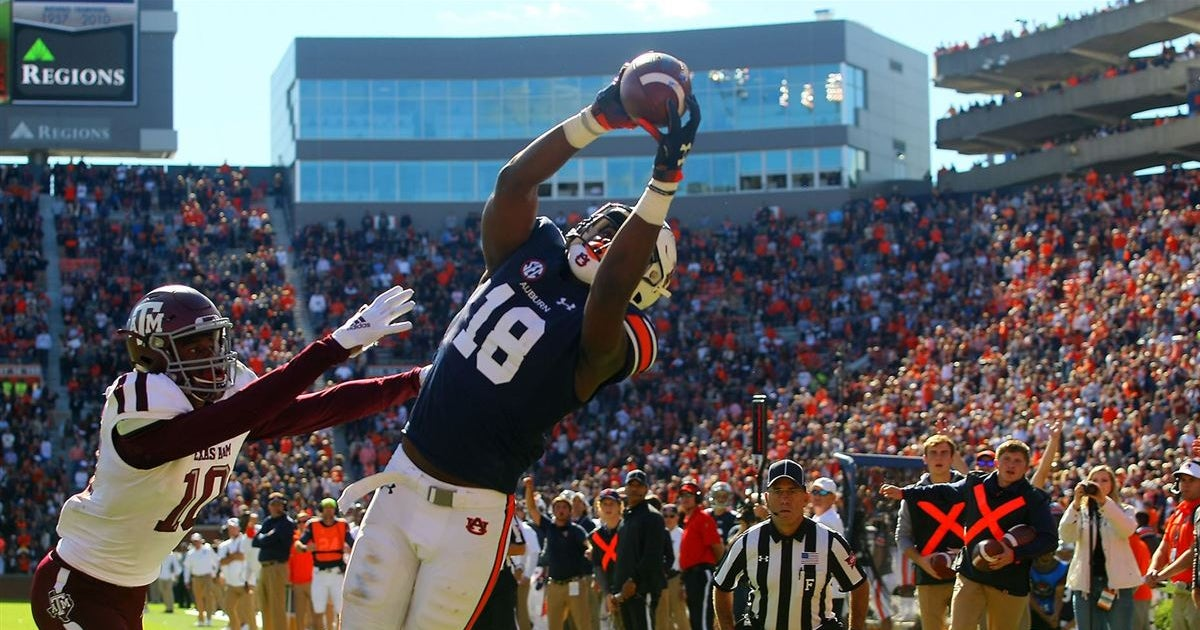 Auburn puts finishing touches on 2020 non-conference schedule