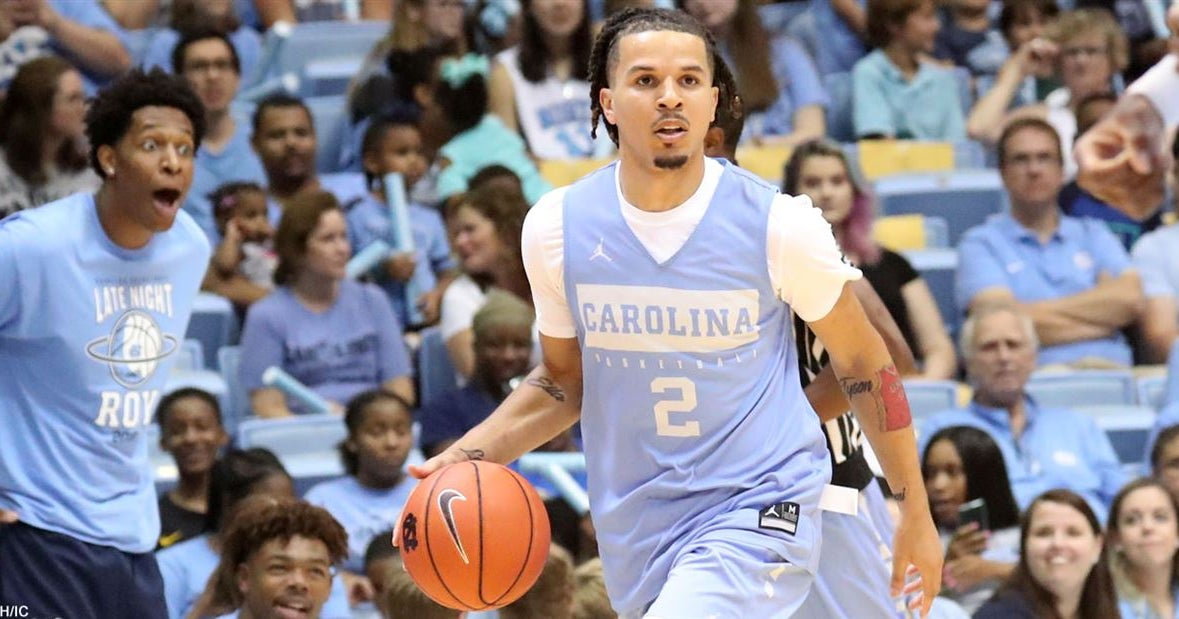 Cole Anthony Named to Cousy Award Watch List