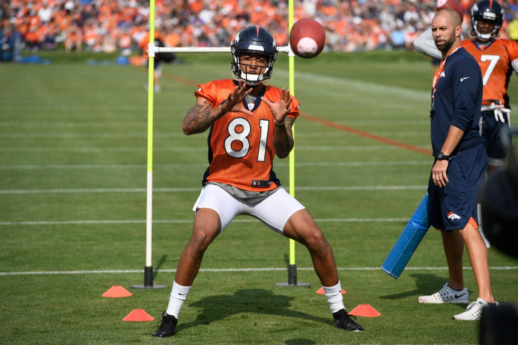 10 most surprising players to emerge from Broncos Camp