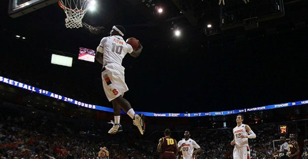 Throwback Thursday Syracuse Shuts Down James Harden Asu