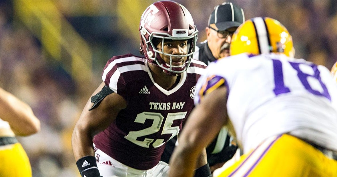 Dodson says leaving Texas A&M early was the right decision