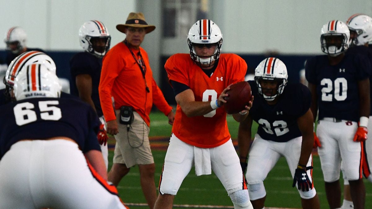 Auburn hopes crucial questions are answered in scrimmage