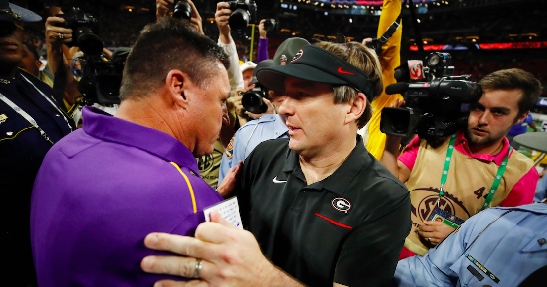 Reaction: Kirby Smart torched after SEC Championship