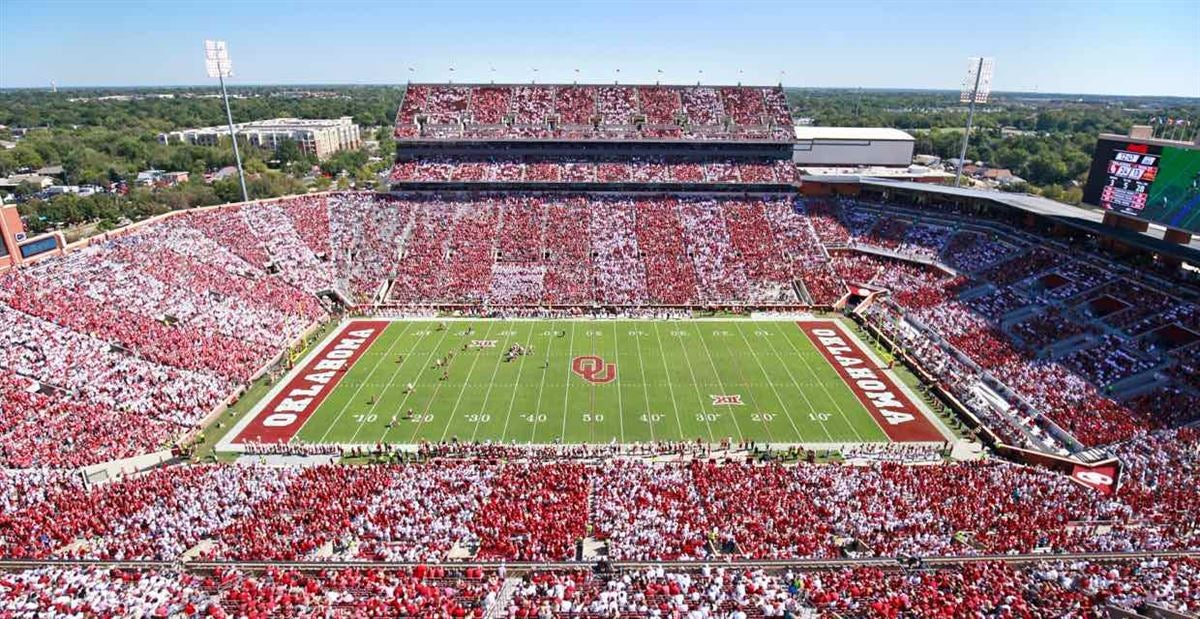 Sooners announce Stripe the Stadium for UCLA game