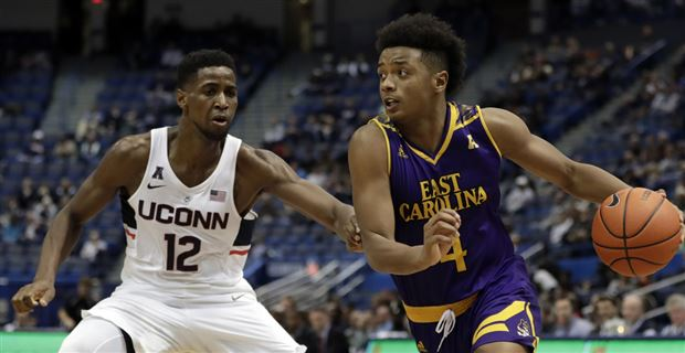 Uconn wins at home 72 65 against ecu interim ecu basketball head coach michael perry suffered first loss since taking over for jeff lebo the pirates were able to hold their own throughout the malvernweather Image collections