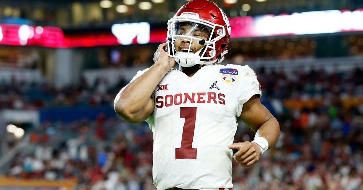 2df0203c904 Odds revealed on which NFL team will draft Kyler Murray