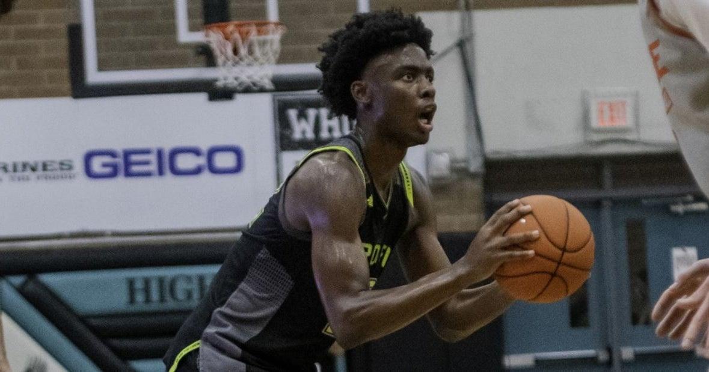 2022 four-star SF Kamari Lands commits to Syracuse