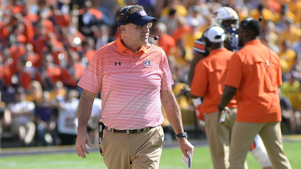 Auburn to Play Football Games vs. Baylor and UCLA