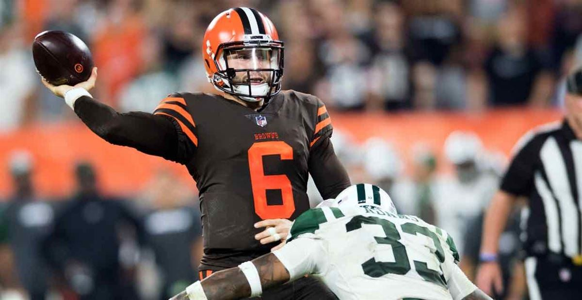 7ebef3f1a Baker Mayfield the seventh-most sold NFL jersey this season