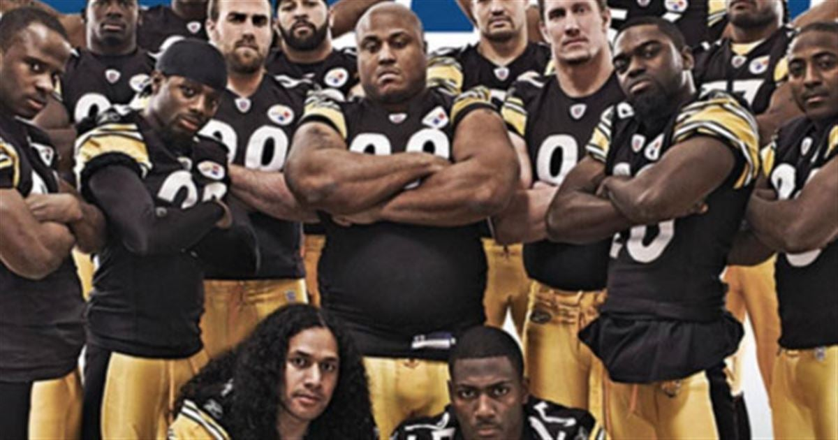 Ryan Shazier Combine Stats >> Current Steelers pay homage to 2008 Super Bowl winning team