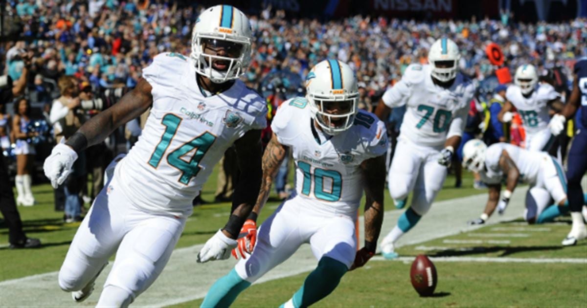 f61772030 ... Team Rice Nike 2016 Pro Bowl Game Jersey - White Jarvis Landry Time for  the Miami Dolphins to start a run ...