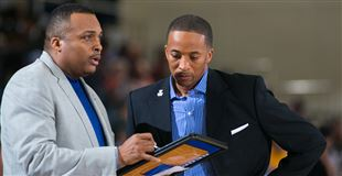 One on One with GSU Head Coach Ron Hunter - Part I