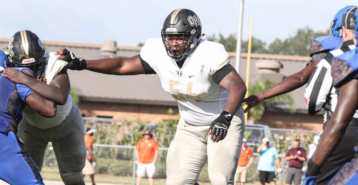 Top 5 Coming Soon For 2020 OL Rivers