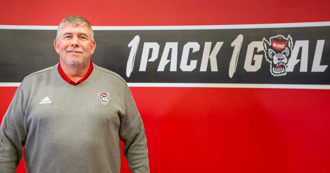 New Wolfpack DT coach Charley Wiles 'fired up' to be at NC State