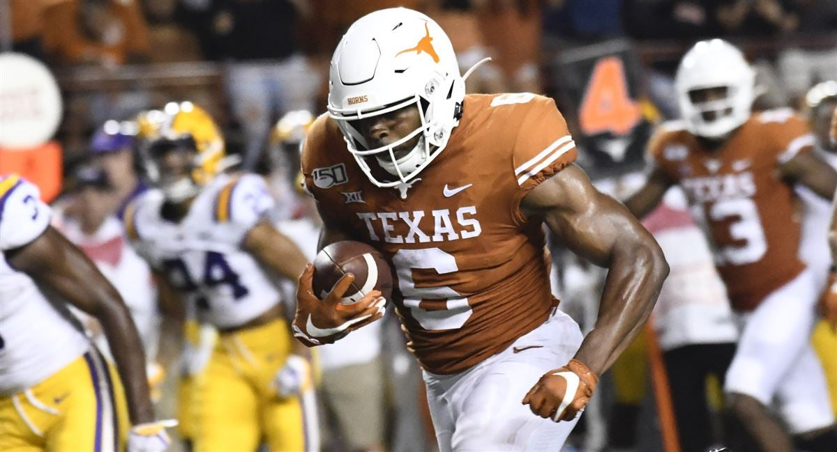 Devin Duvernay among five Longhorns named to AP All-Big 12 team