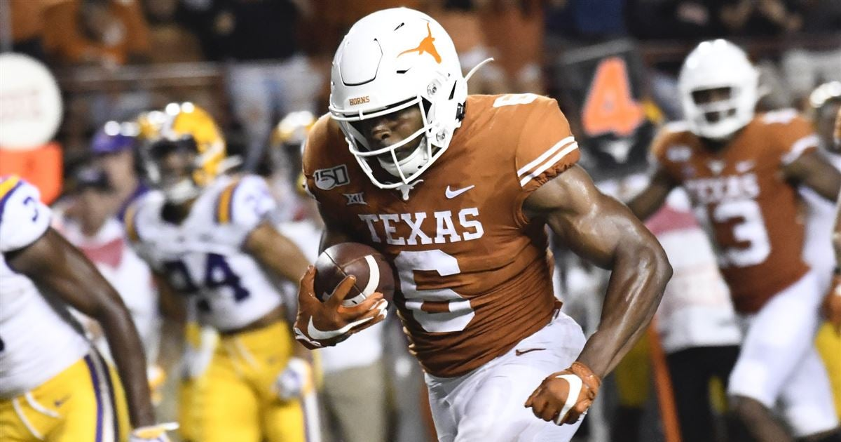 Tim Beck, Texas offense aiming to build off of LSU outing