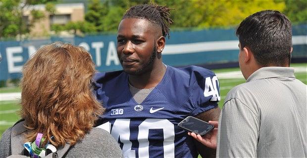 Photos: Penn State Freshman Media Day