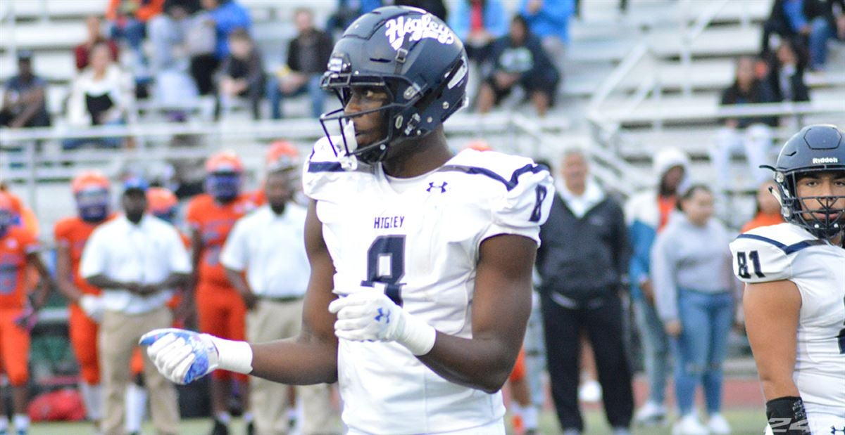VIDEO: Four-star DE Jason Harris in action