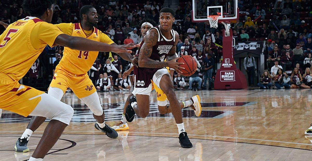 GALLERY: Mississippi State Defeats ULM 62-45