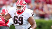 PFF ranks college football's top five offensive tackles for the 2021 season