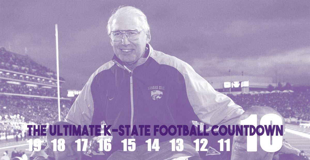 THE ULTIMATE K-STATE FOOTBALL COUNTDOWN: 10 Days