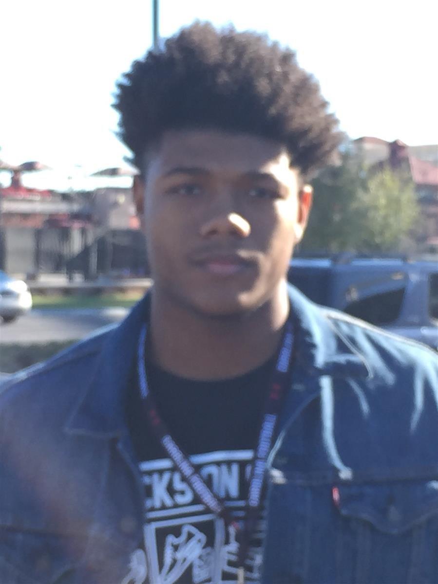 Tyreek Johnson