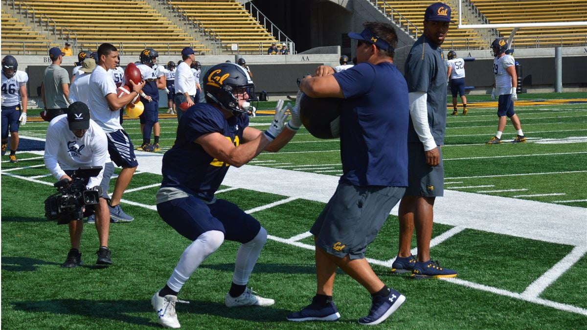 Cal fall camp notebook: Day 8