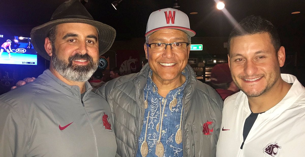 WSU's Nick Rolovich says Apple Cup offers year-round motivation