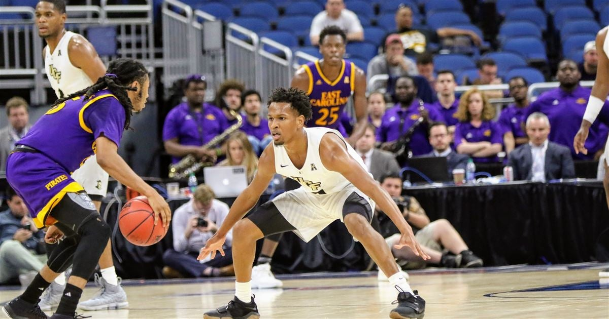 Five takeaways from UCF's 66-52 win over East Carolina